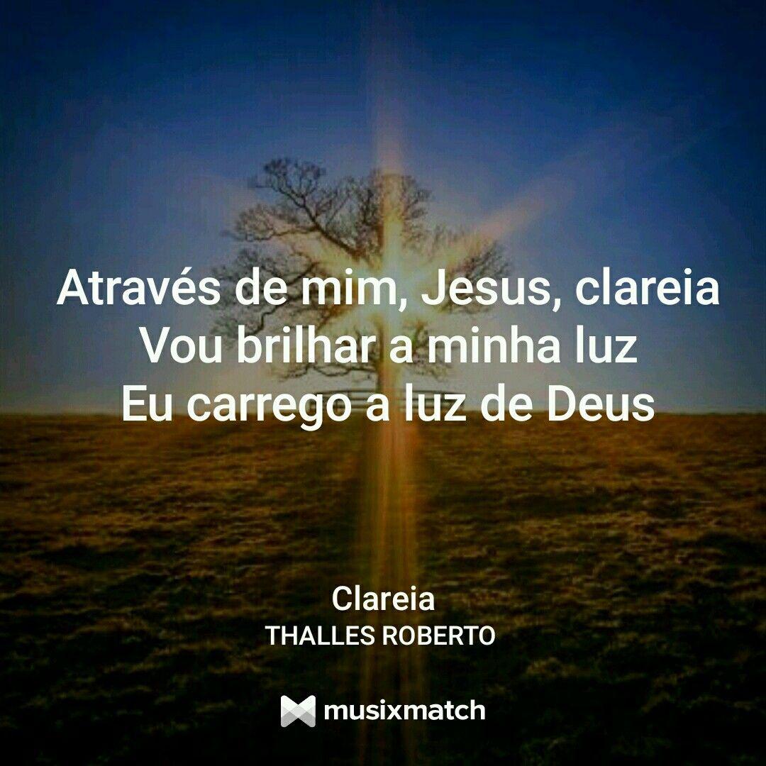 thalles roberto atraves de mim jesus clareia