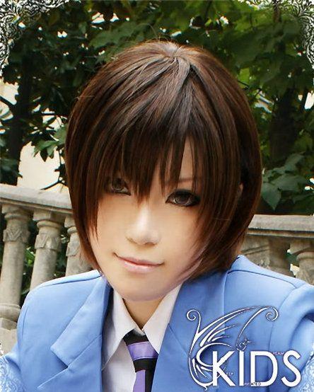 Haruhi Fujioka-ouran high school host club-cosplay ... Ouran Highschool Host Club Cosplay Haruhi