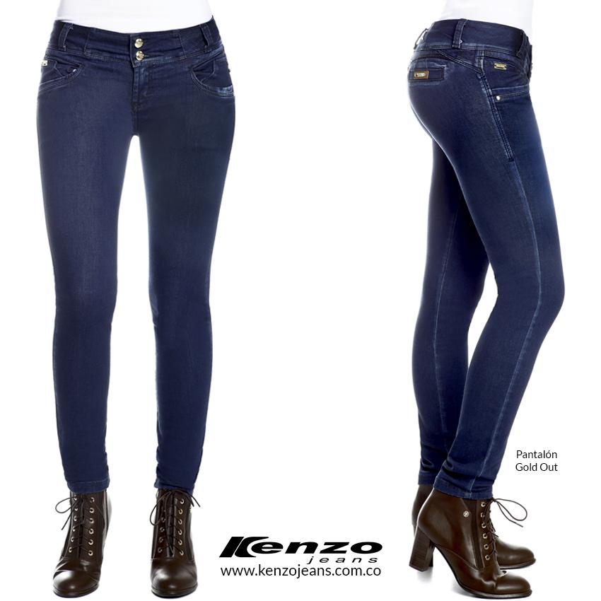 Los jeans estilizan tu figura y te permiten jugar con diferentes estilos, crea el tuyo para cada día #KenzoJeans más en www.kenzojeans.com.co