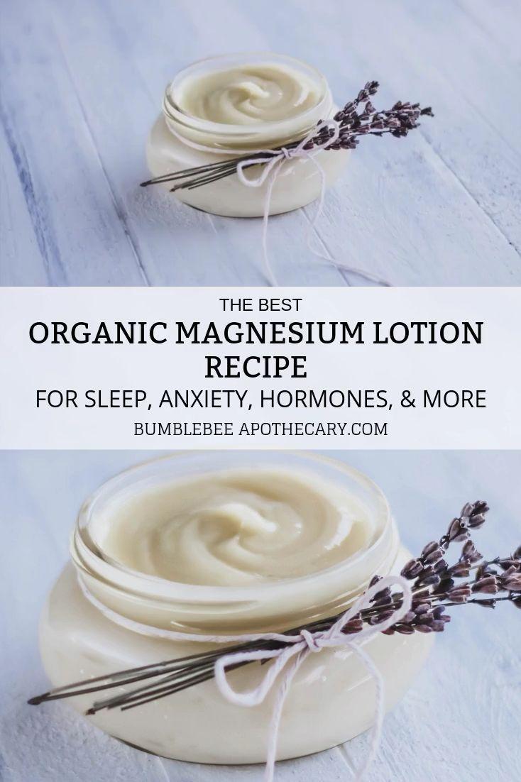 Photo of Dieses Rezept für Magnesiumlotion ist unglaublich! Ich ziehe es jeden Abend an,…