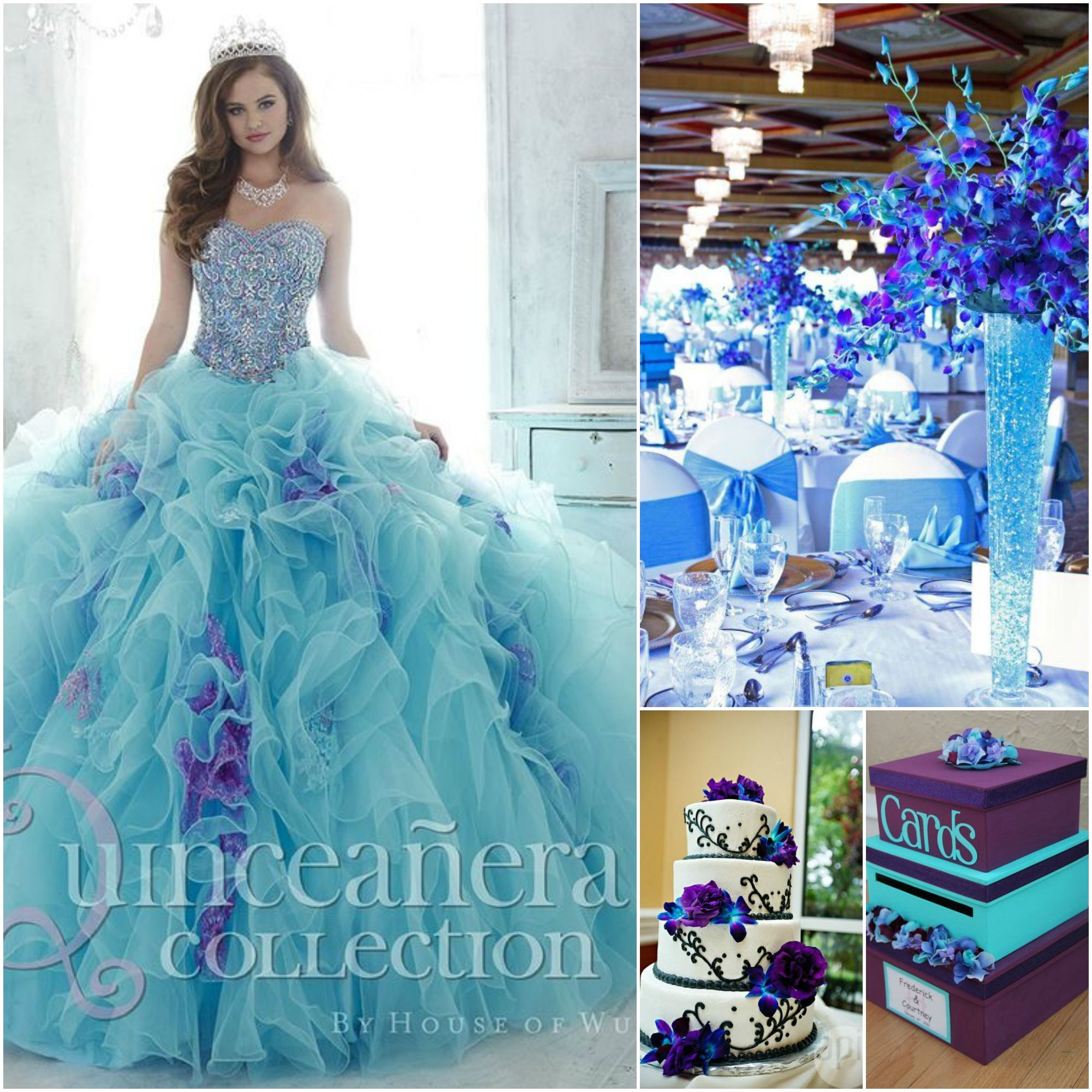 Quince Theme Decorations | Quinceanera ideas, Sweet 16 and Quince themes