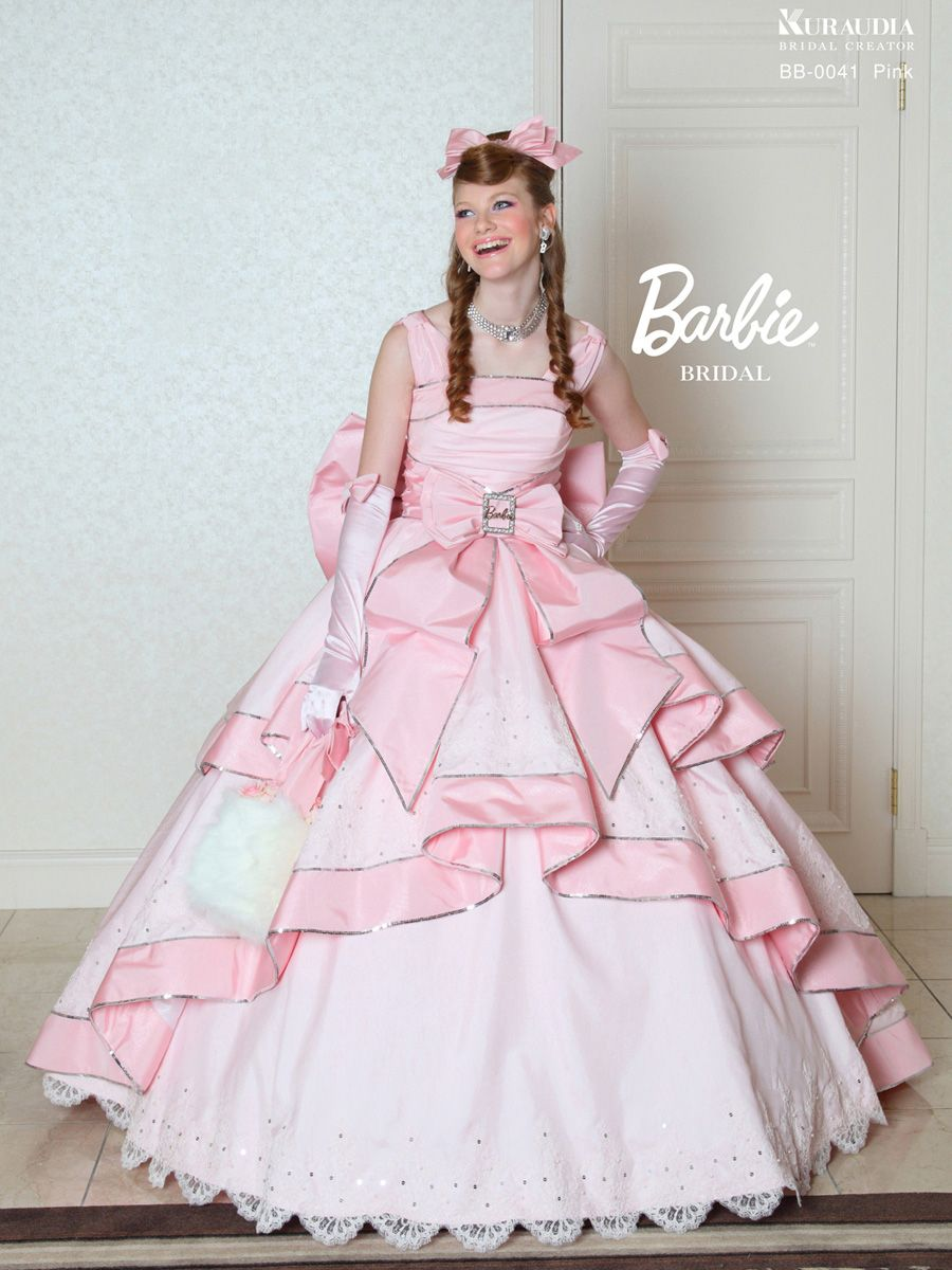 Pin de 裕美 工藤 en Barbie BRIDAL ドレス | Pinterest | Para 15 ...