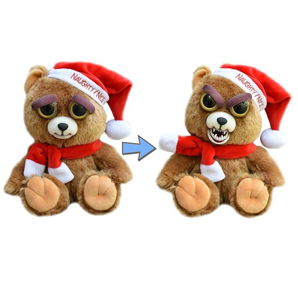 Feisty Pet Santa Bear Novelty Gift Ideas Christmas