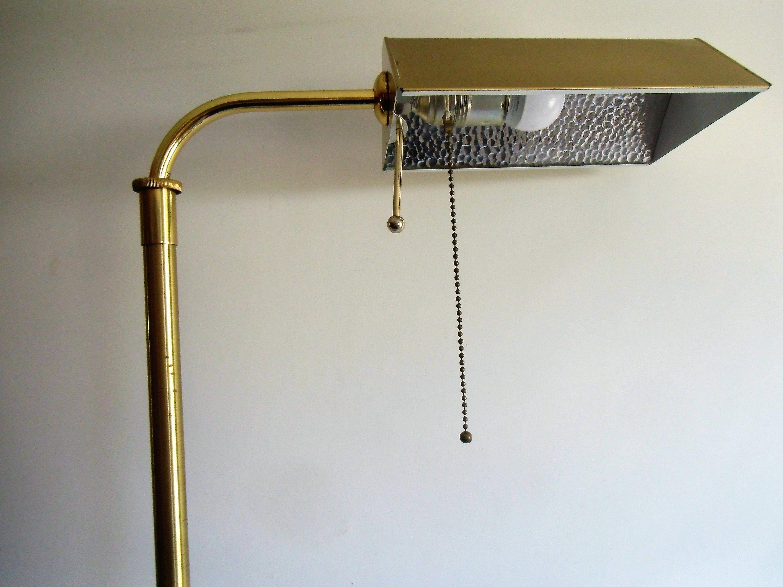 Stehlampe Aus Den 80er Jahren Designklassiker Bankerlampe