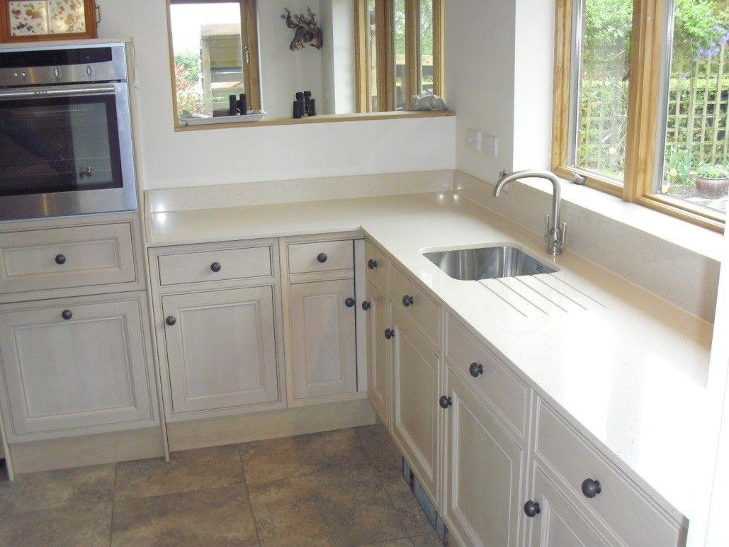 Countertop instead of windowsill