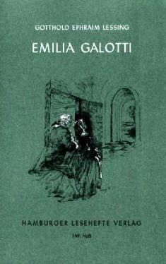 Gotthold Ephraim Lessing Emilia Galotti Book Challenge Classic Books Music Book