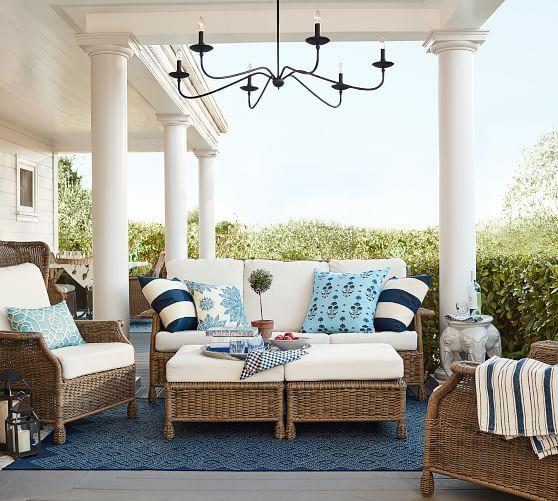 Lucca Chandelier Home Decor Outdoor Furniture Sets
