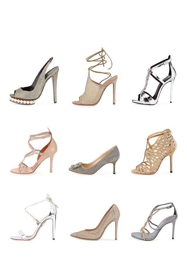 Find The Perfect Shoes For Your Favorite Dress  784a83b8e814