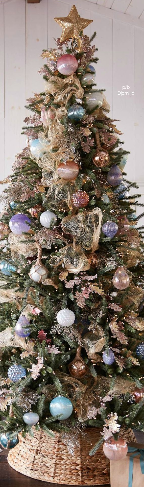 Christmas Tree Pastel Kmart Christmas Trees Beautiful Christmas Trees Christmas Ornament Sets