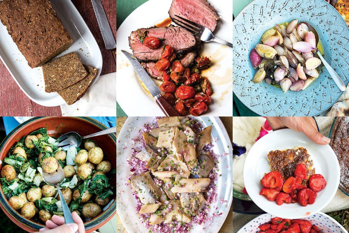 Menu A Swedish Midsummer Celebration Nordic Recipe Saveur Recipes Scandinavian Food