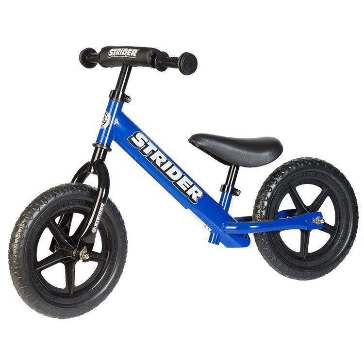 """Strider 12"""" Sport FeatureRich Balance Bike Strider bike"""