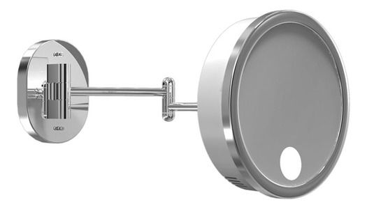 Wall Mounted Magnifying Make Up Mirror By Baci Made In