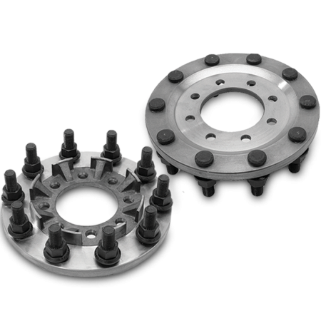 Ford F250 American Force Standard Non Dually Adaptors Includes Front And Rear Pairs To Fit Semi Wheels American Force Wheels Ford F350 Dually Wheels