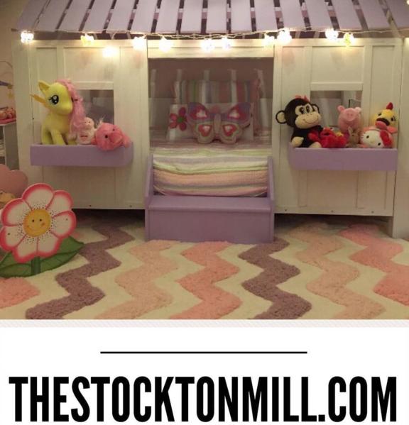 Merveilleux Cottage Twin Bed, Kids Furniture