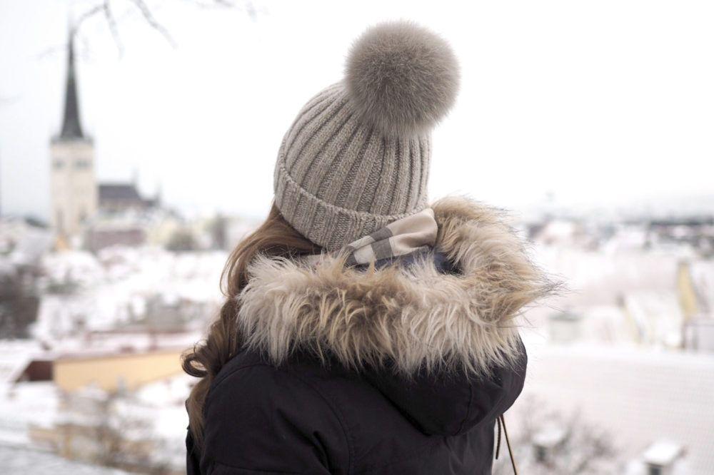 Terveiset talvisesta Tallinnasta