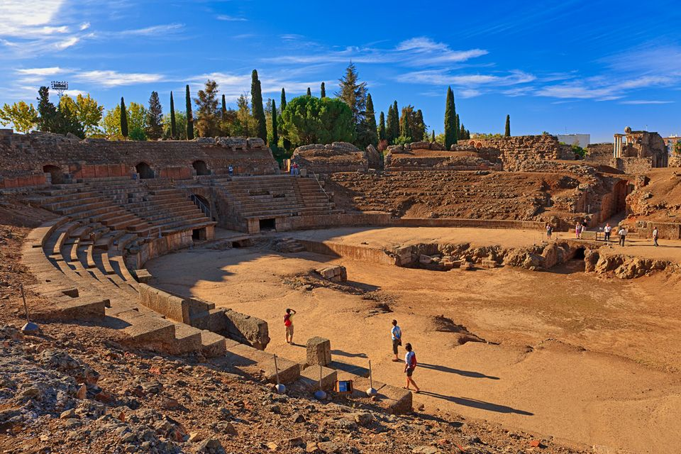 Anfiteatro Romano, Merida