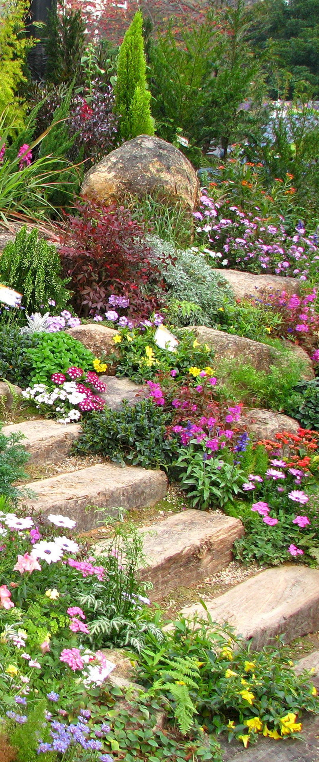 Affordable Beautiful Garden Path For Your Garden 2