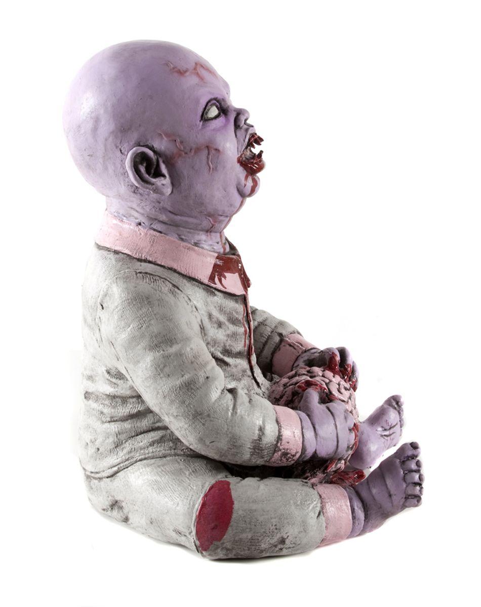 brain eata zombie baby prop spirit halloween