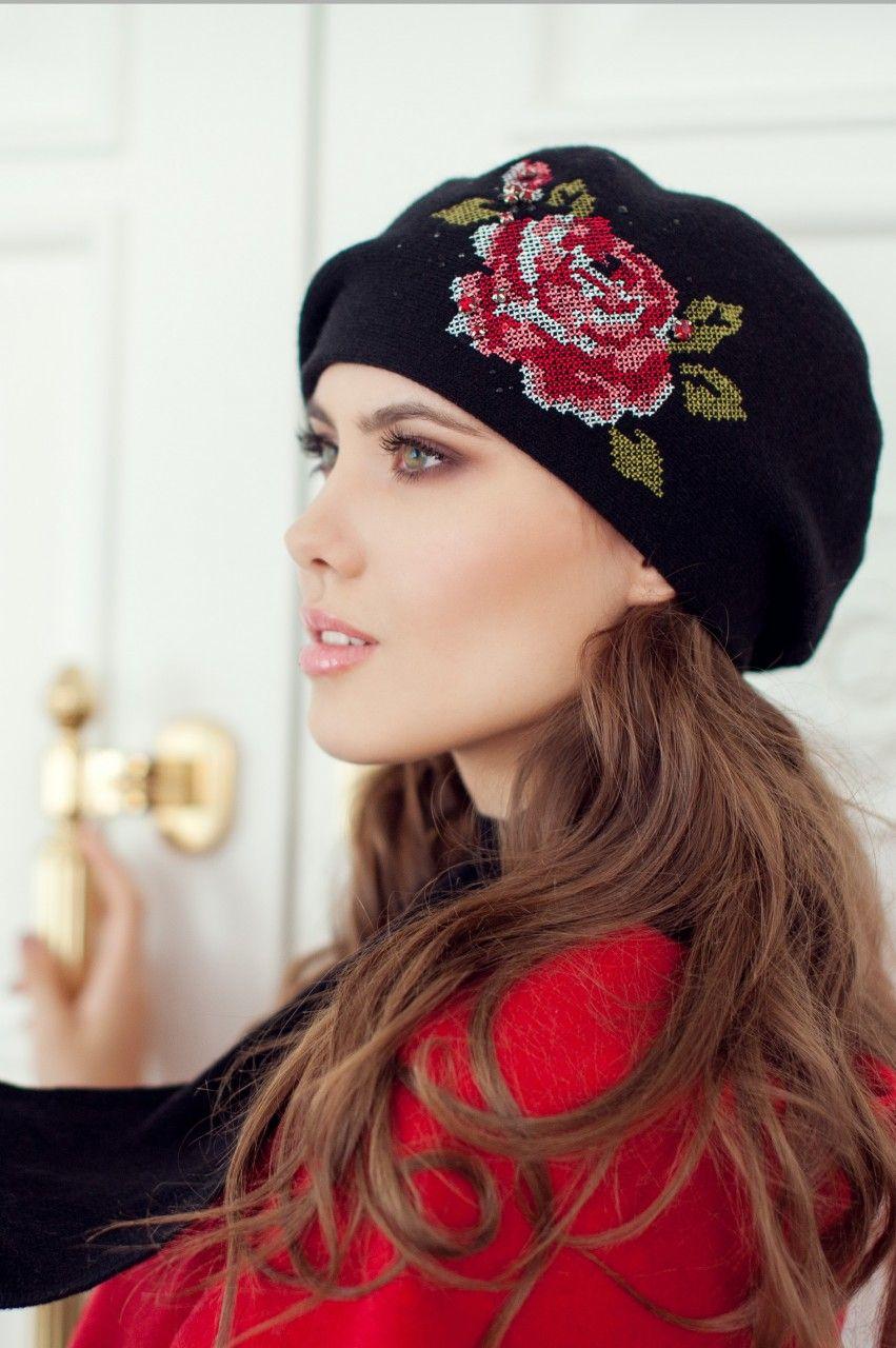 Очень красивые идеи для шапочек | 모자 | 모자, 코바늘 и 털실