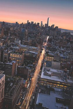 Rooftopping #3 – NYC by: Sebastien || Instagram