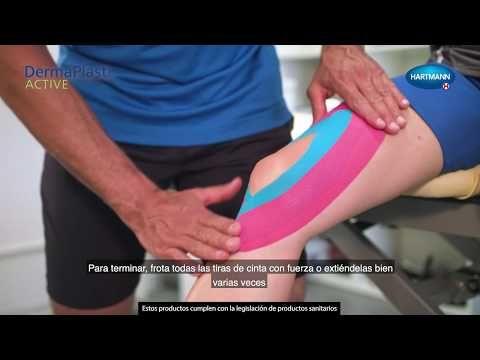 7 Ideas De Rodilla Rodillas Vendaje Neuromuscular Ejercicios Para Rodillas