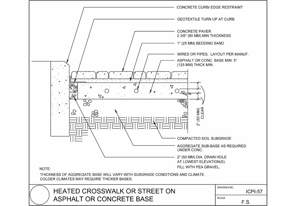 Exterior Bridge Paving Section Detail Google Search Wall Section Detail Concrete Wall Concrete
