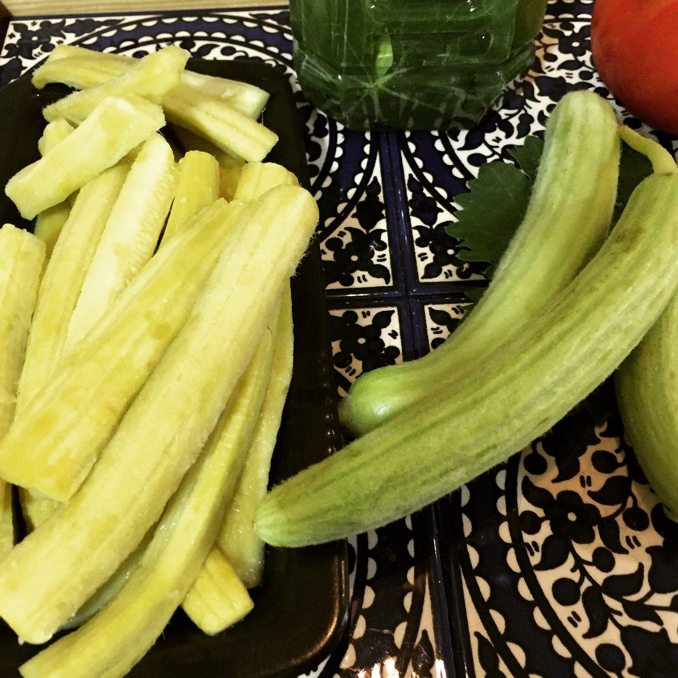 مخلل فقوس Vegetables Celery