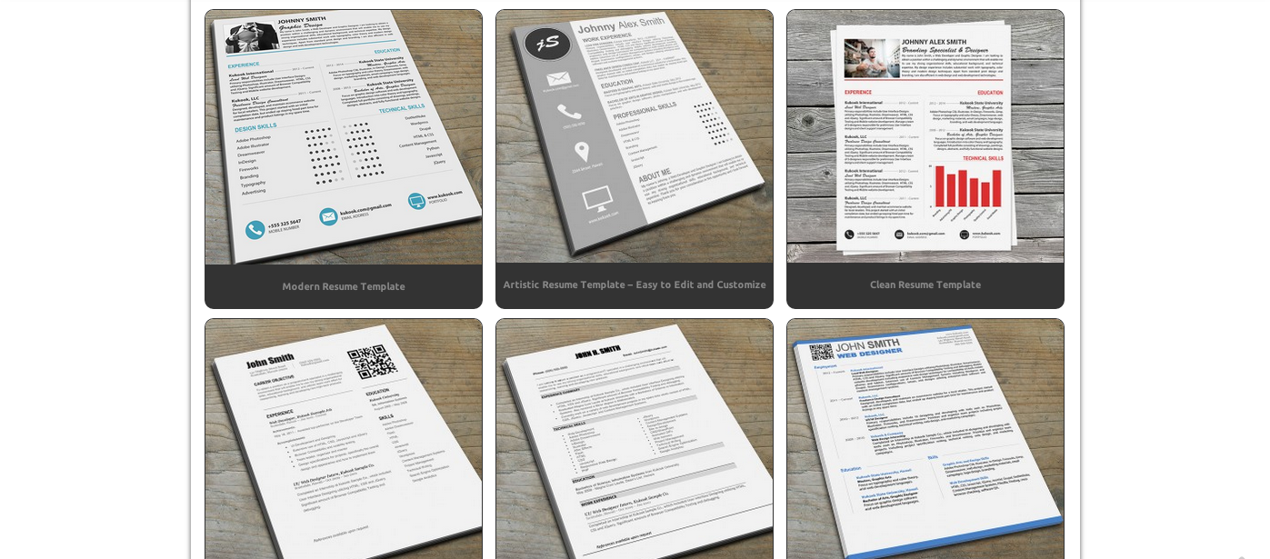 Resume Templates For Visual Resumes  The Muse  Better Business
