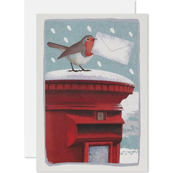 card winter animal charity christmas cards 917 liked on polyvore featuring home - Animal Charity Christmas Cards