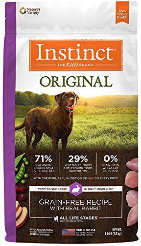 Cheap Instinct Original Grain Free Recipe With Real Rabbit Natural