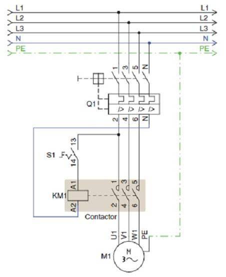 Circuito Variador De Frecuencia : Resultado de imagen para circuito electrico con variador