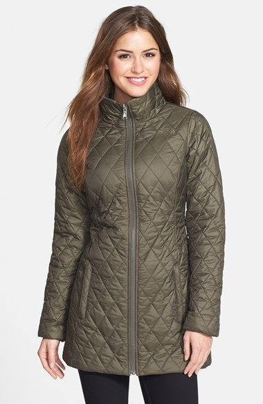 The North Face 'Liana' Insulated Jacket (Nordstrom Exclusive) available at #Nordstrom