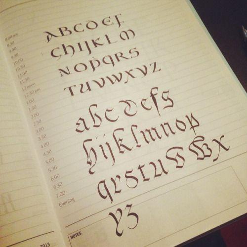 #calligraphy http://ift.tt/19L9tVa