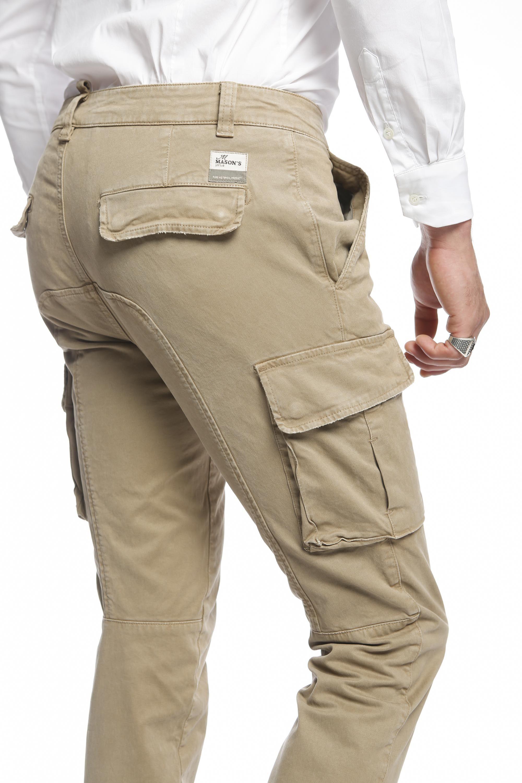 Mason s man cargo pants model Chile - Masons  6dfac5d10