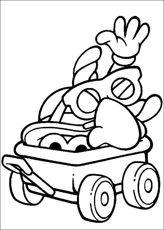 57 coloring pages of Mr. Potato Head on Kids-n-Fun.co.uk ...