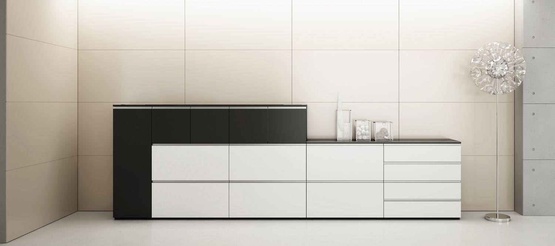 OKA Büromöbel - ModulLine | 145 | Pinterest | Büromöbel