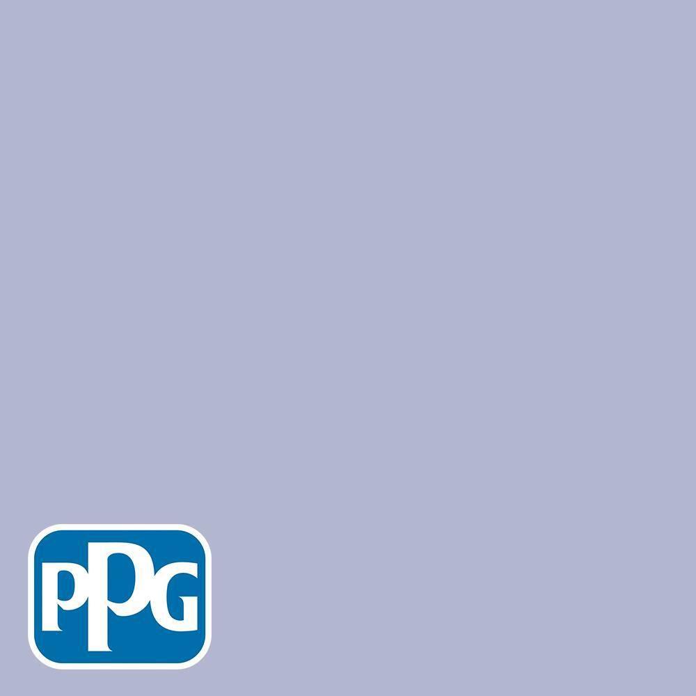 PPG 5 gal. #HDPV42D Ultra-Hide Zero Empress Lilac Satin Interior Paint-HDPV42DZ-05SA - The Home Depot