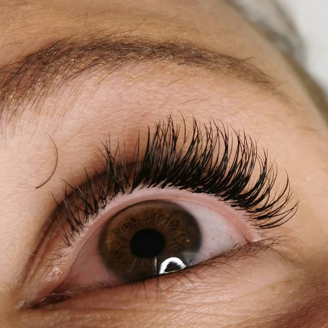 Flirtieshq Posted To Instagram Classic Lashes Done Today To