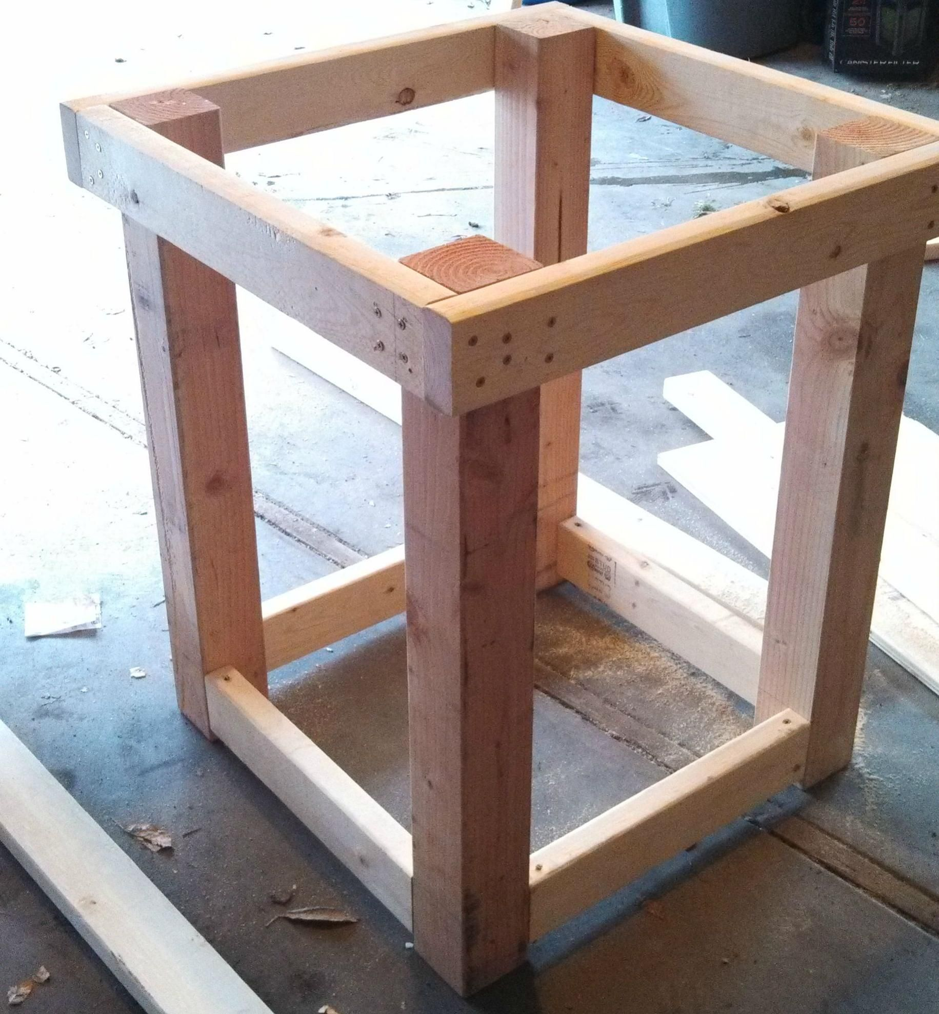 Building a wood stand wood work pinterest bearded dragon cage