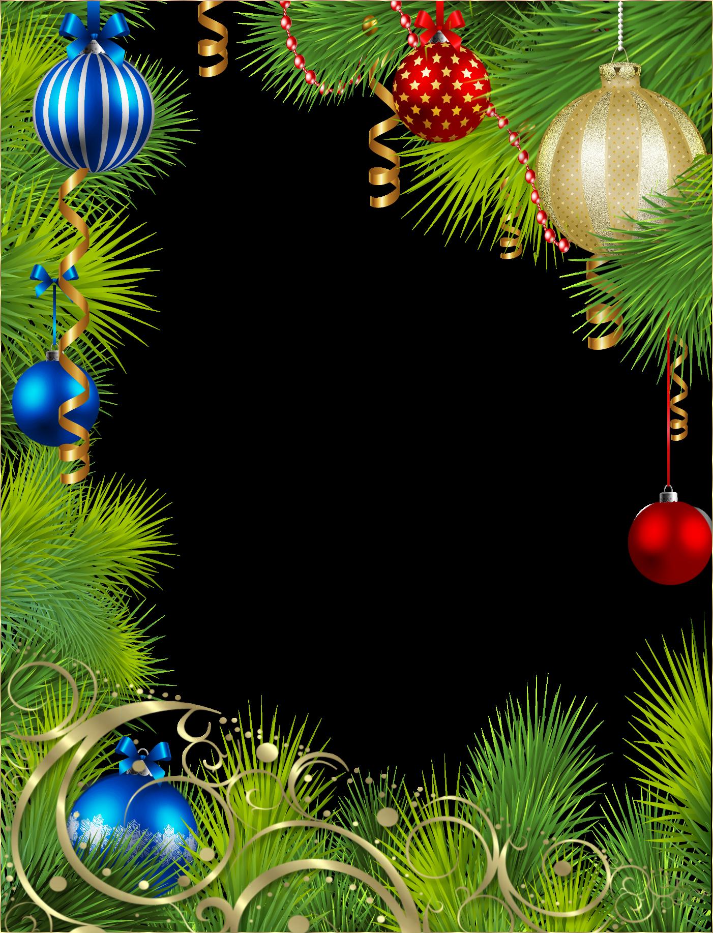 christmas frames | Re: Marcos Navideños - Christmas frame | signos ...