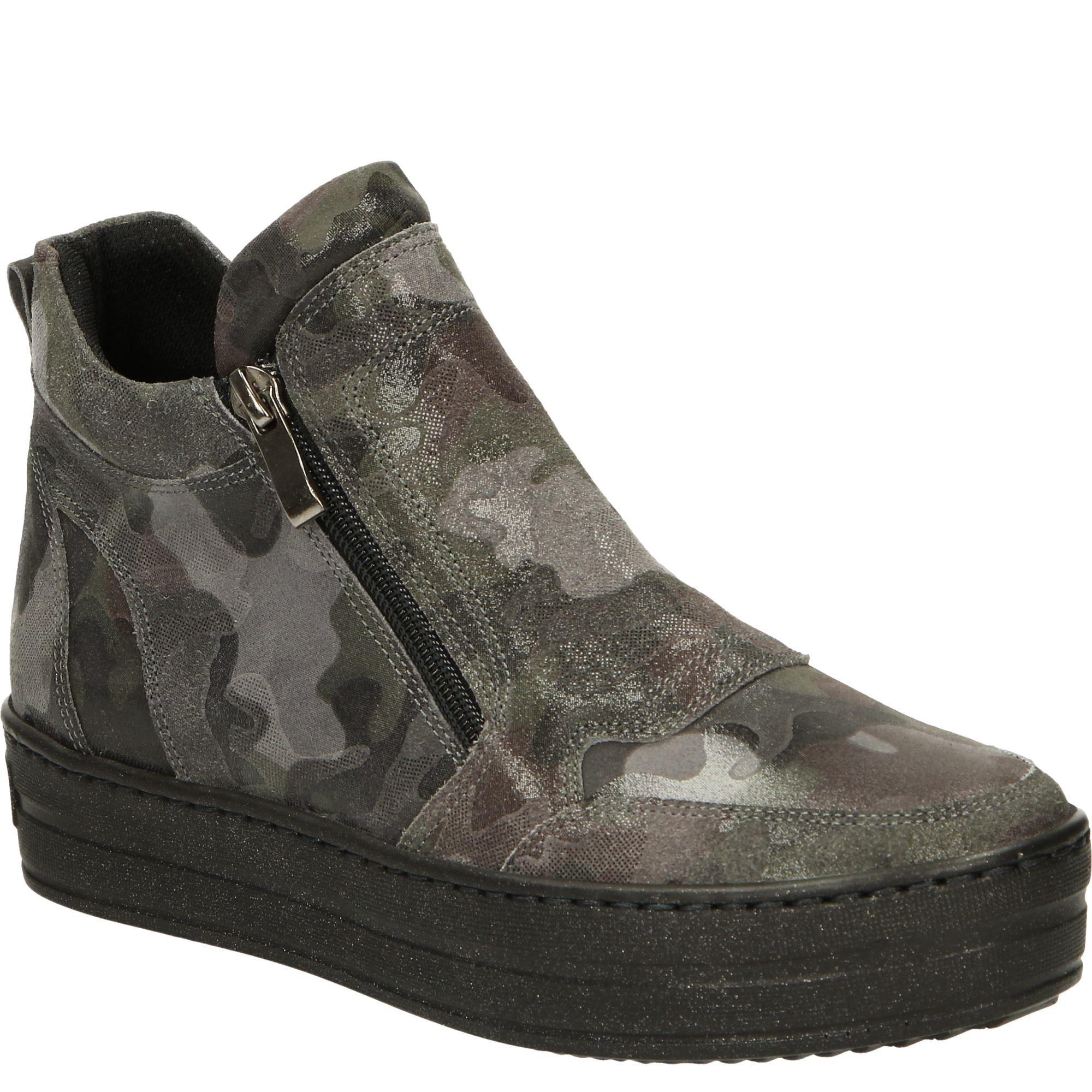 Botki Venezia Pl Skora Naturalna Moro Chelsea Boots Boots Shoes