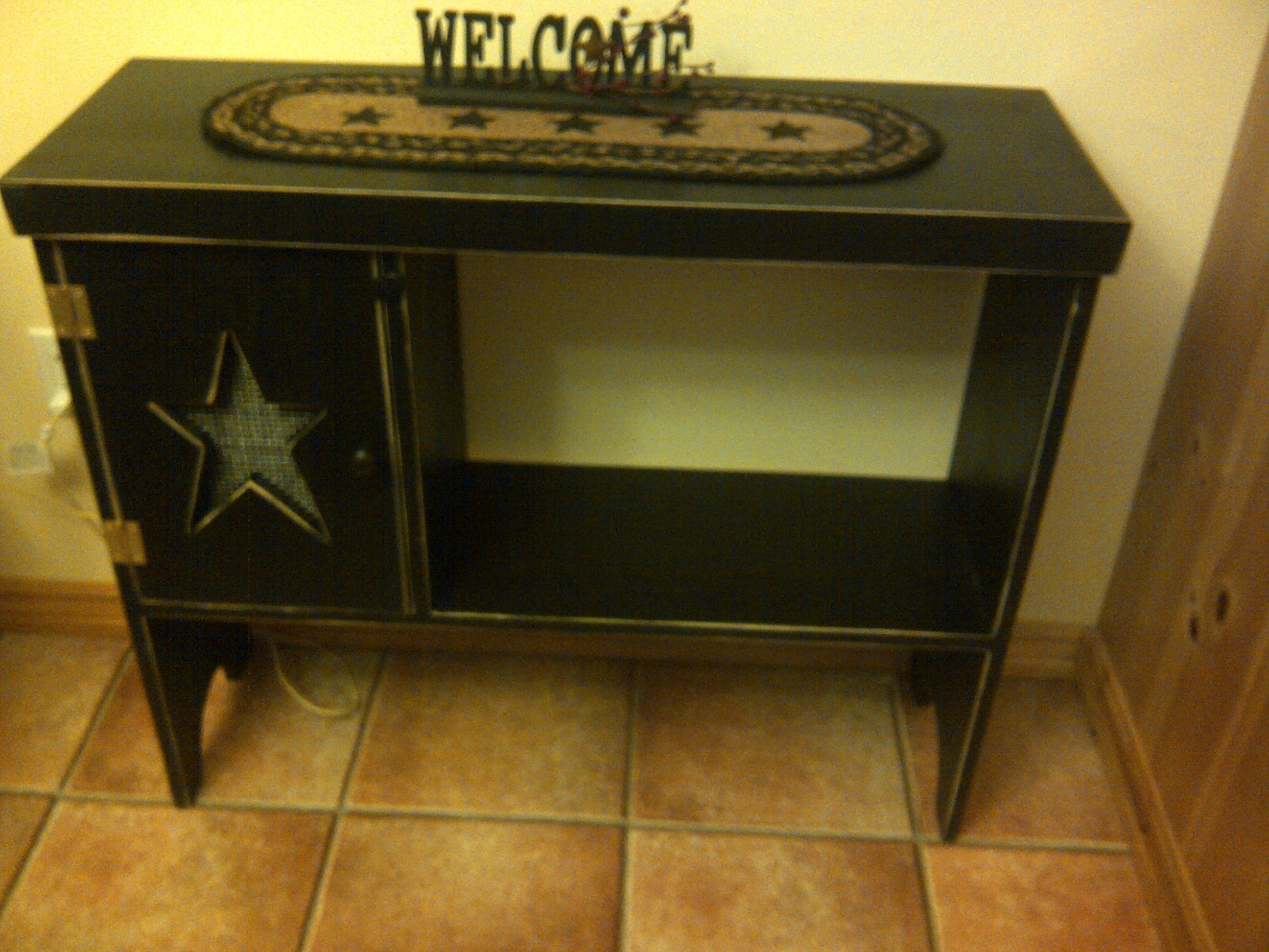 Primitive Table With Star 120 Primitive Signs And