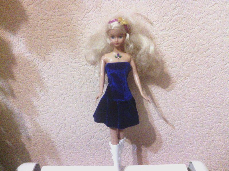 105Пальто для куклы своими руками барби