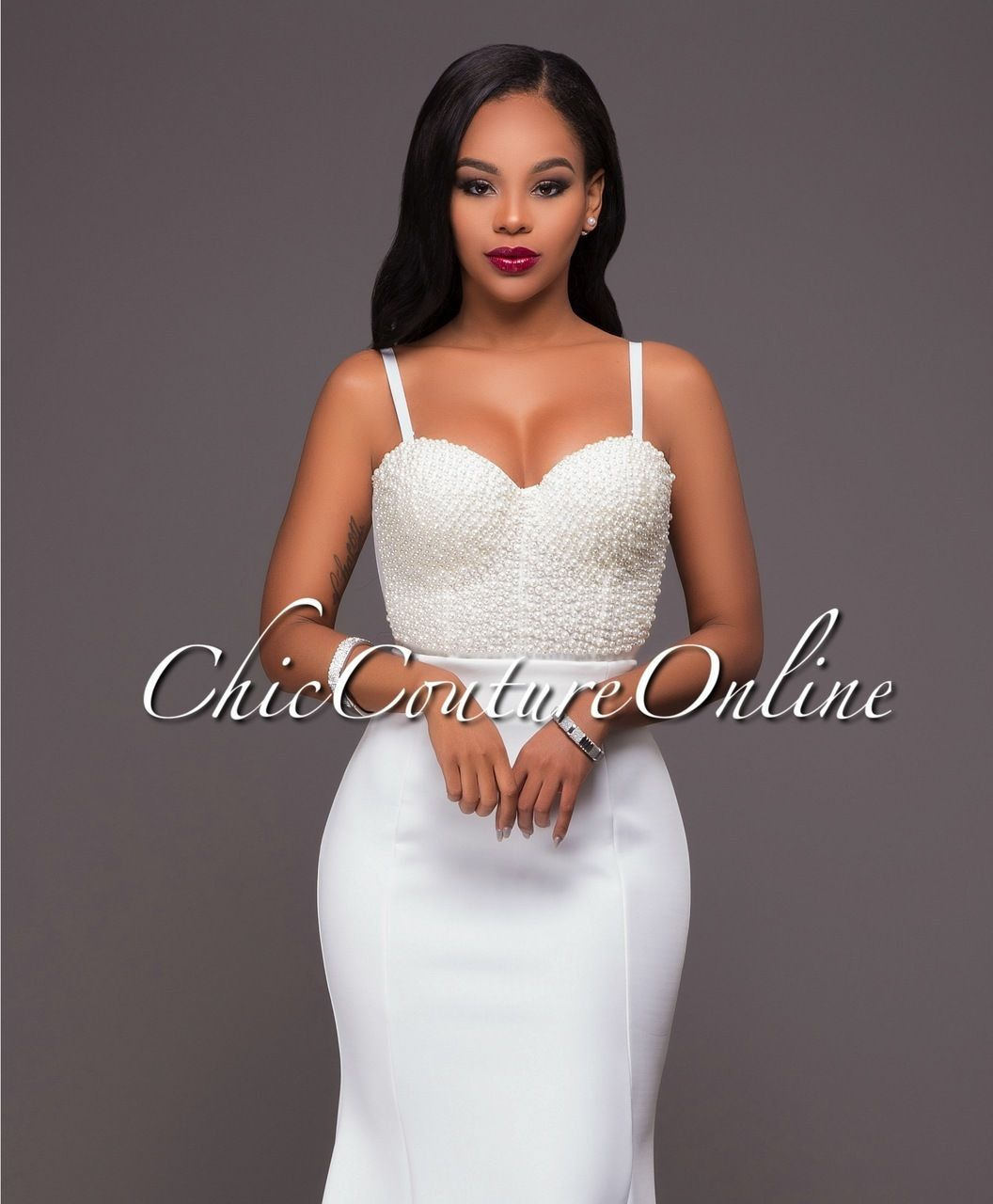 c29c7c44cc Chic Couture Online, Casual Wedding, Stylish Outfits, Civil Wedding, Off  White,