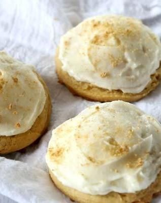 Banana Pie Cookies | Dixie Crystals #bananapie