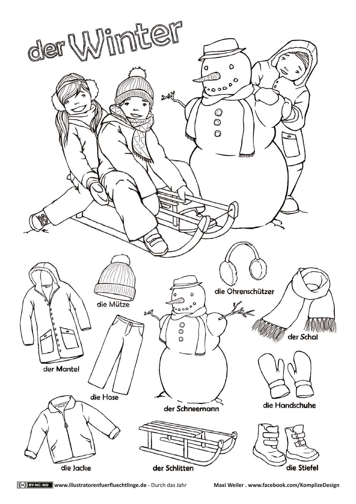 Download Als Durch Das Jahr Winter Weiler