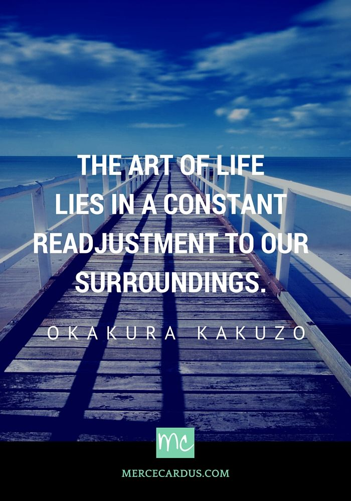 Okakura Kakuzo on Changing Habits