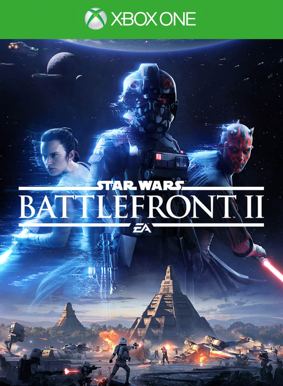 Image Result For Star Wars Battlefront 2 Xbox One Star Wars Battlefront Star Wars Video Games Battlefront