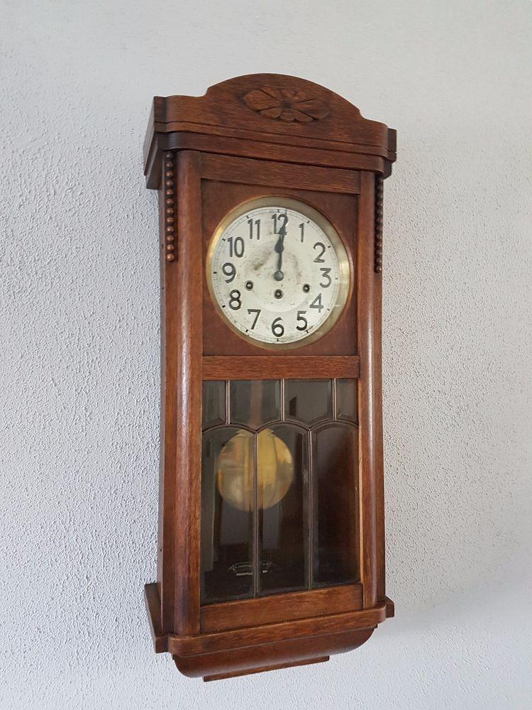 0129 Antique German Junghans