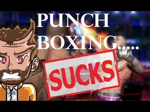 Punch Boxing 3D Modded APK Nvidia Shield! Android